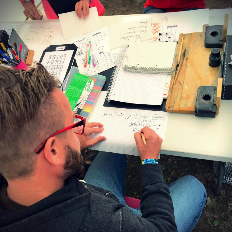workshop krasopis